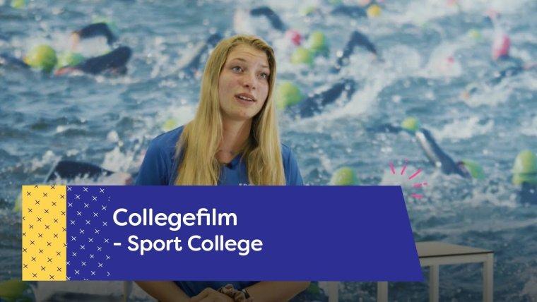 YouTube video - Sport College in Utrecht