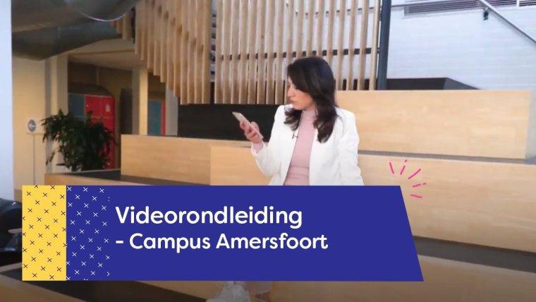 YouTube video - Rondleiding Sport College Amersfoort